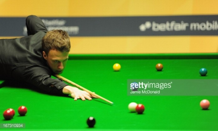 Judd Trump cruises into European Masters final