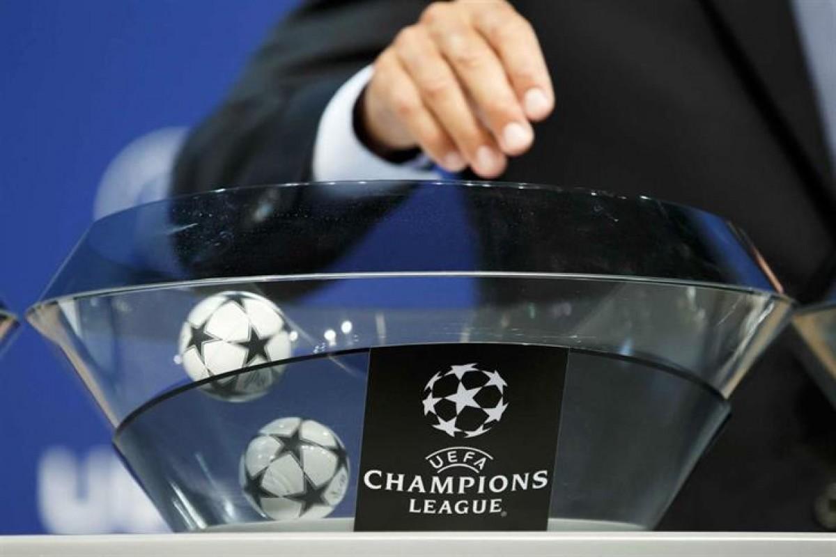 Porto no grupo D e Benfica no E, eis a sorteio da fase de grupos da Liga dos Campeões