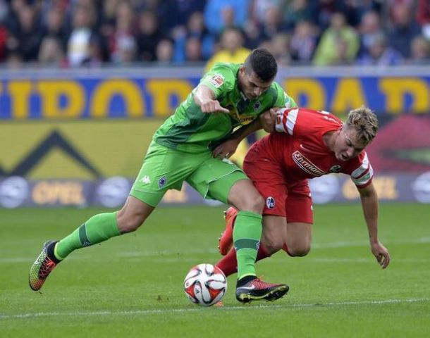 Freiburg 0-0 Gladbach: Stalemate leaves both sides searching for first win