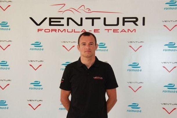 Formula E: Stéphane Sarrazin, esperienza e velocità