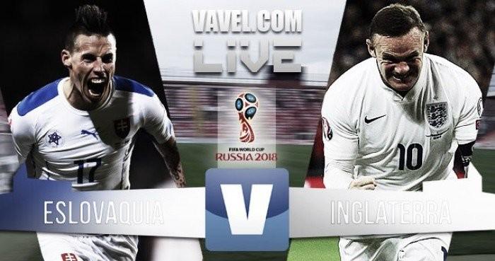 Risultato Slovacchia-Inghilterra, qualificazioni Russia 2018 (0-1): LALLANA AL 95'!