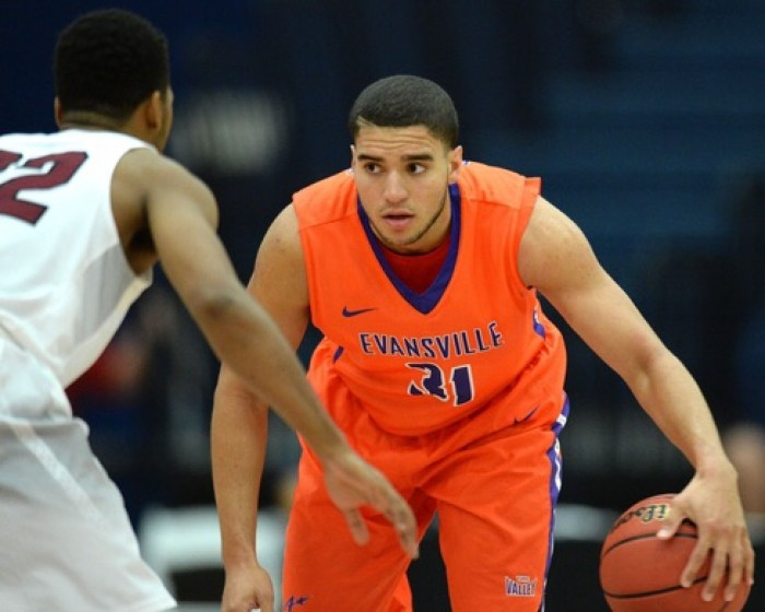 Wesner: Evansville Purple Aces' Superstar D.J. Balentine DESERVES Missouri Valley Conference Player Of The Year