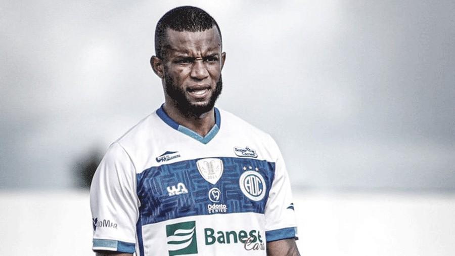 Reforço do Confiança, Gilberto Júnior fala sobre infância em Salvador e futebol nordestino