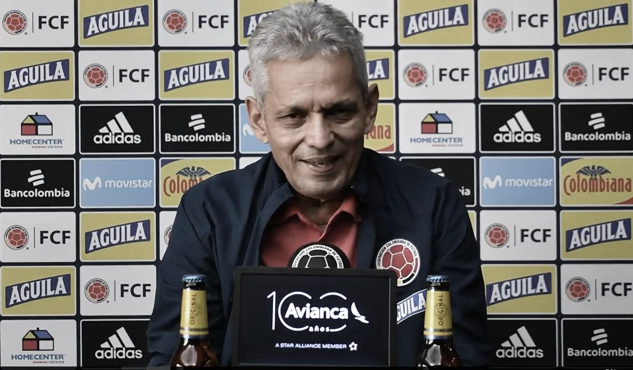 """Reinaldo Rueda: """"La idea es ser un equipo que siga mejorando en solidez, eficacia y armonía"""""""