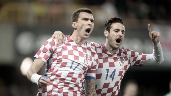 Croácia domina Irlanda do Norte fora de casa e leva a melhor em amistoso