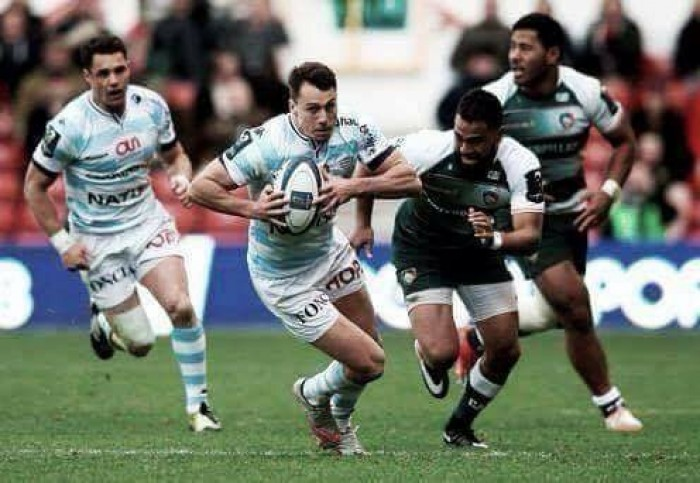 Racing 92 and Saracens book Champions Cup final spots