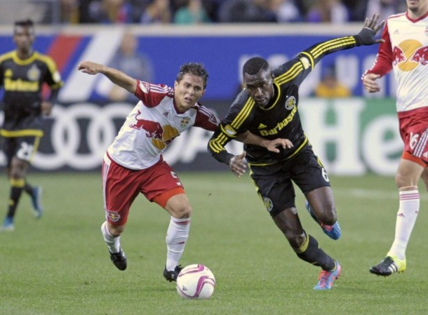 Score New York Red Bulls - Columbus Crew SC In 2015 MLS Cup Playoffs (0-2)