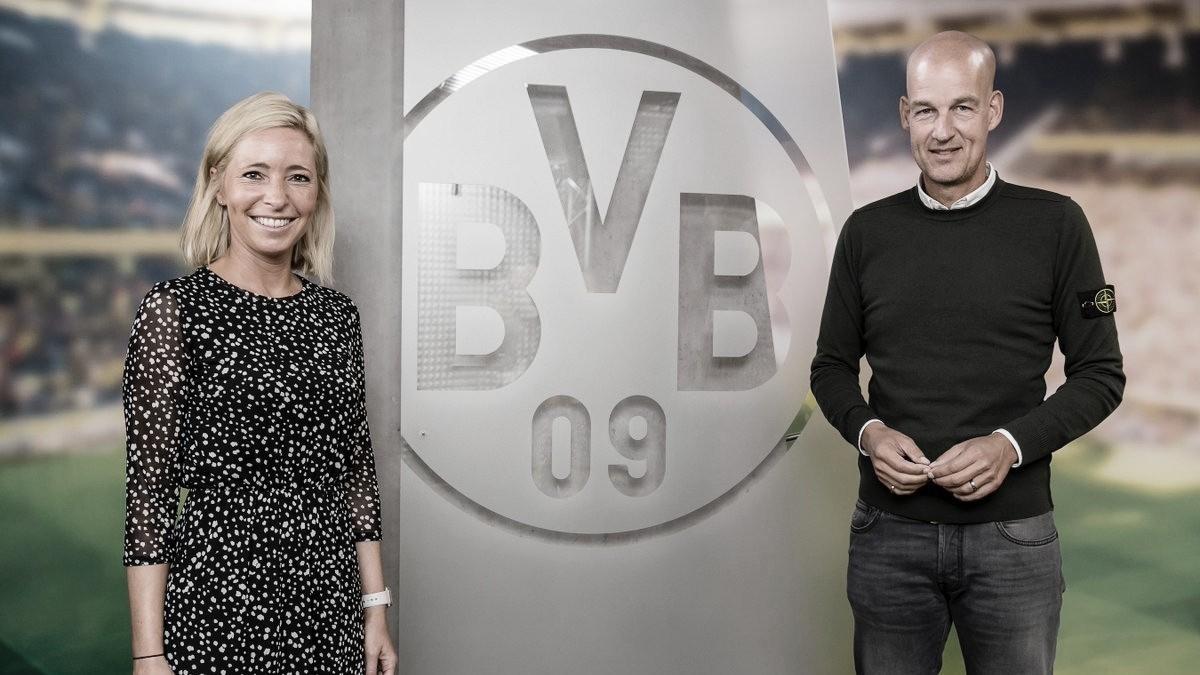 Borussia Dortmund oficializa criação de time feminino