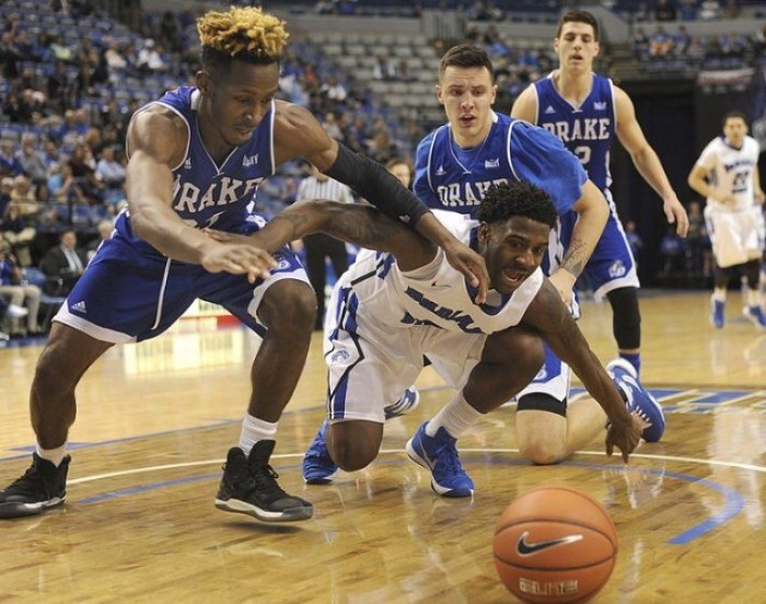 A Chilly Night In Terre Haute: Indiana State Sycamores Avoid Horrific Loss To Drake With Second Half Spurt