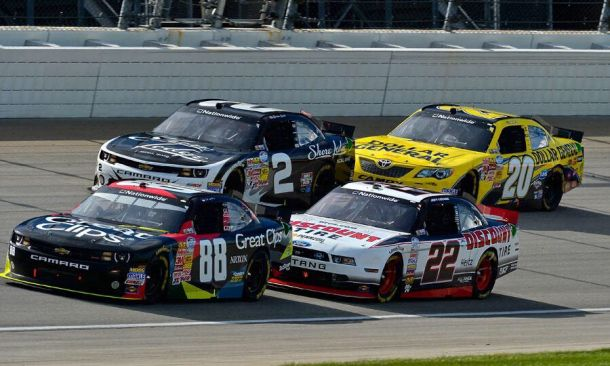 2014NASCAR Nationwide Series LIVE Race and Results in Michigan