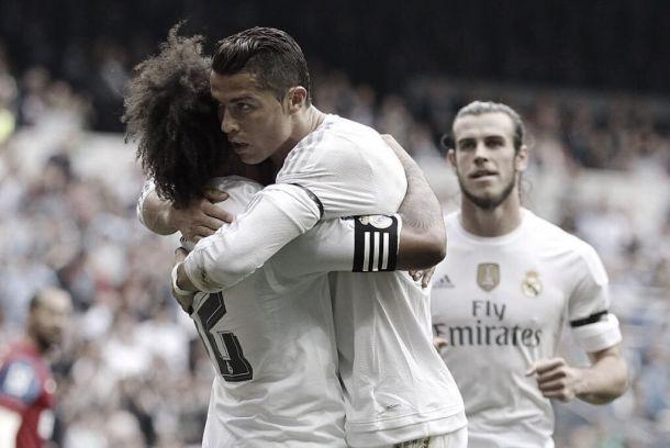 Il Real liquida il Levante: Ronaldo è il più grande di sempre, superato Raul
