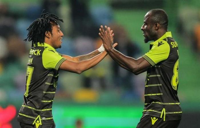Sporting: Uma vitória confortável e uns Quartos-finais da taça