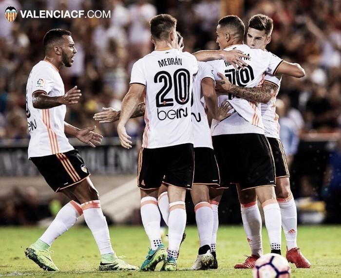 La brújula de San Mamés: Valencia CF