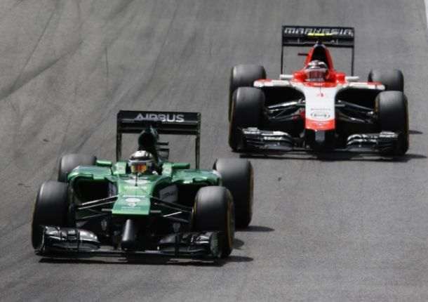 Caterham And Marussia To Miss US And Brazilian Grands Prix