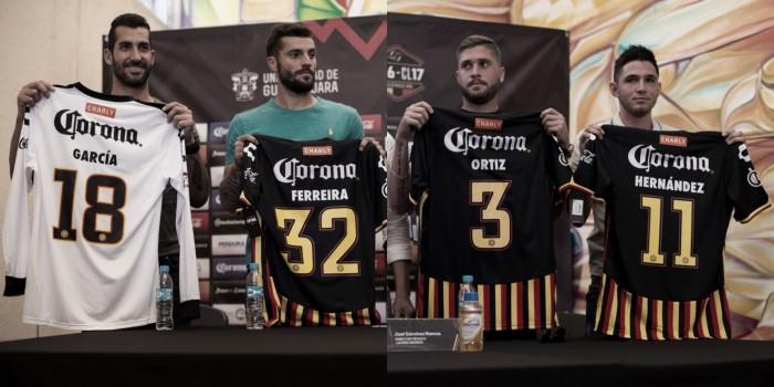 UDG presenta a su nueva manada para el Clausura 2017