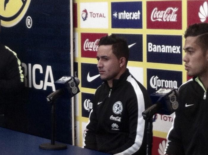 """Osmar Mares: """"No me preocupo por el rival"""""""