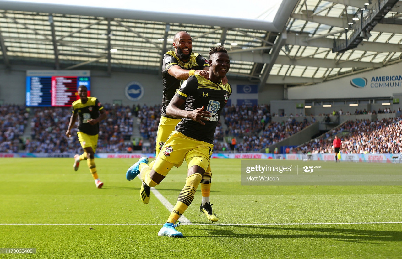 Brighton & Hove Albion vs Southampton Preview: Saints look to bounce back from defeat