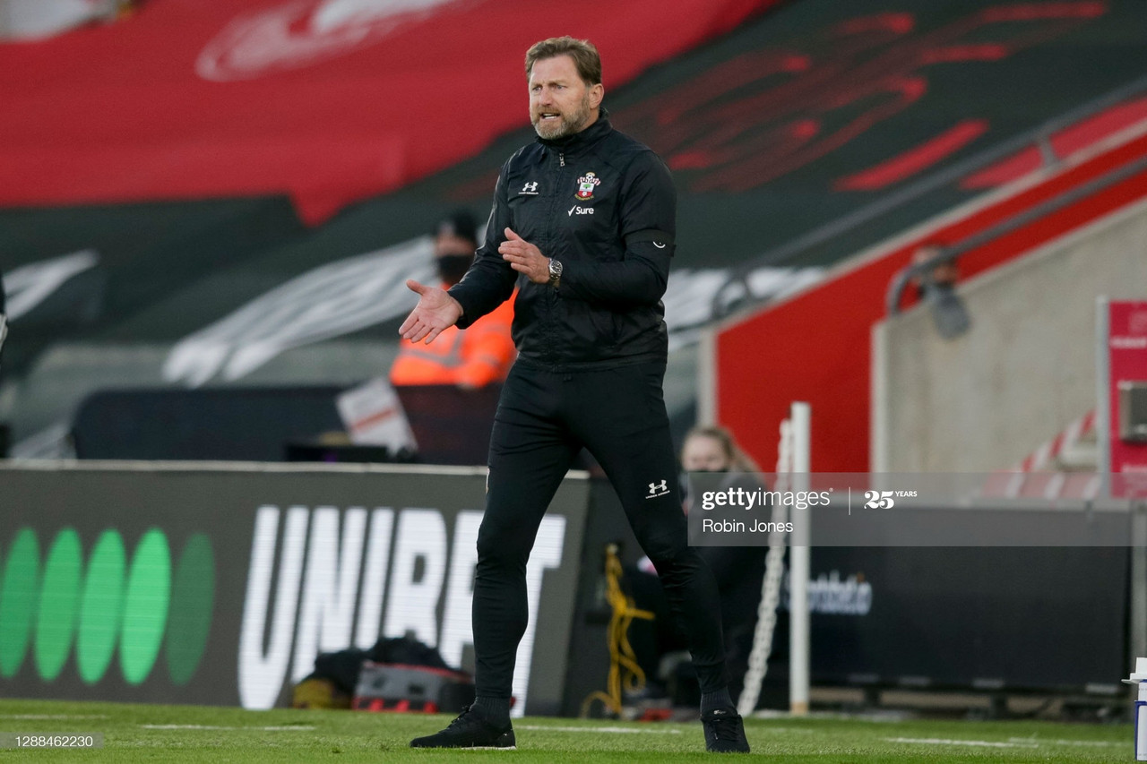 Key Quotes: Hasenhuttl looks ahead to tough visit to the AMEX