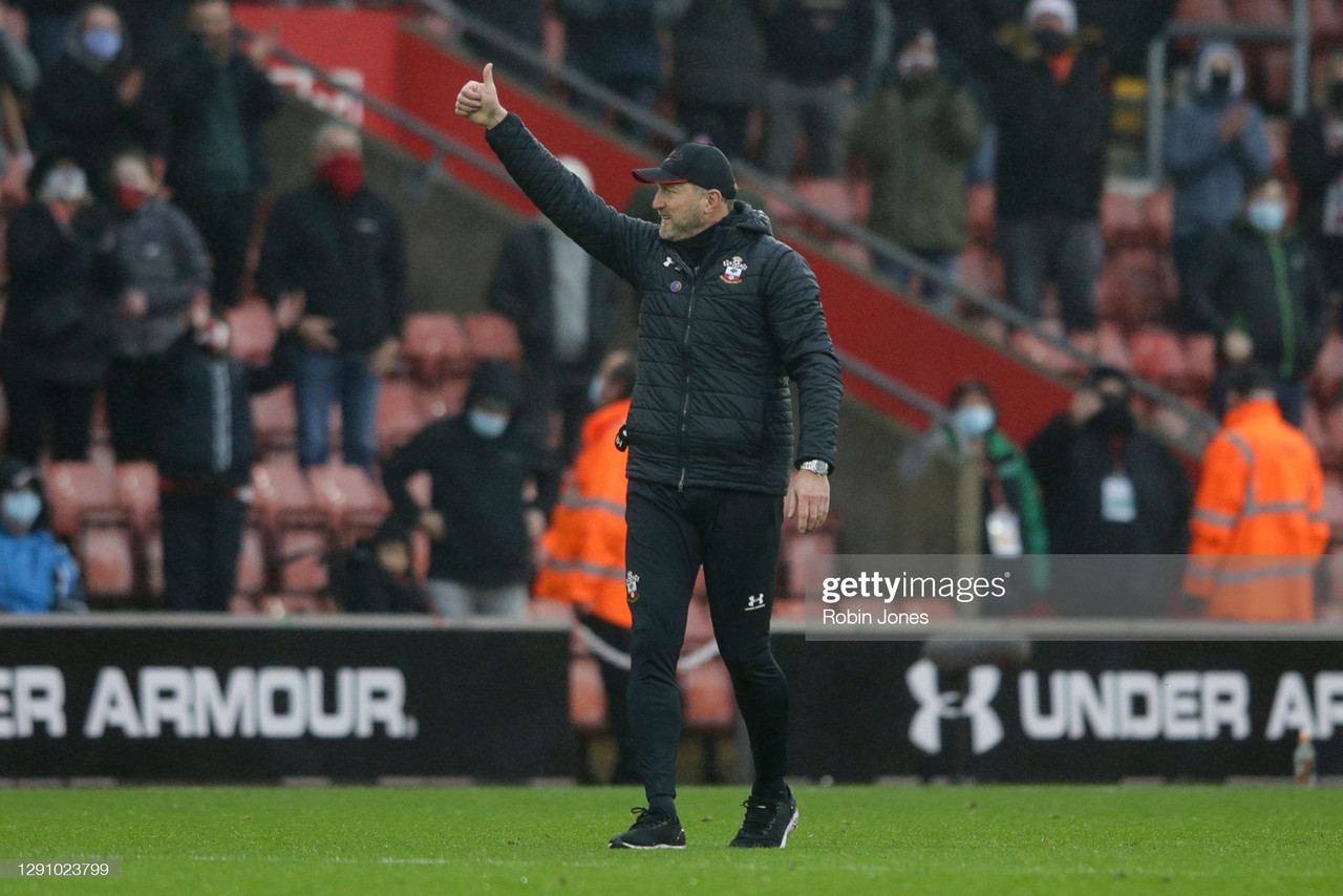 Key Quotes: Hasenhuttl looks ahead to Arsenal clash
