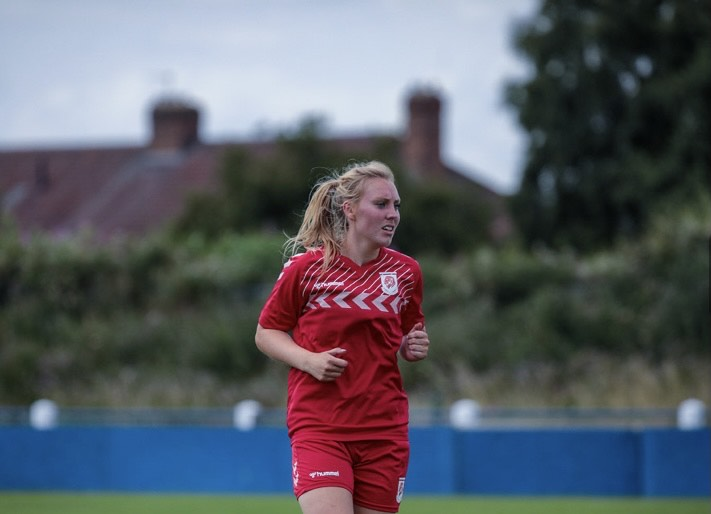 Exclusive interview with Molly Holder: What is a footballer's pre-season really like?