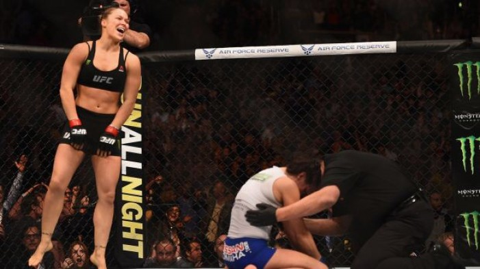 VAVEL USA's UFC Year In Review: Submission Of The Year