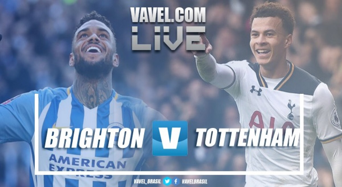Resumen Brighton 1-1 Tottenham en Premier League