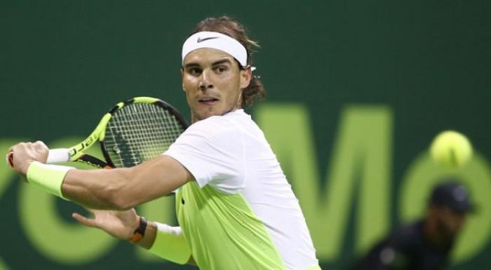 ATP Doha, Nadal vince a fatica. Caporetto azzurra