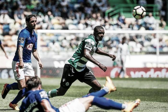 Los 'hammers' tantean la opción de fichar a William Carvalho