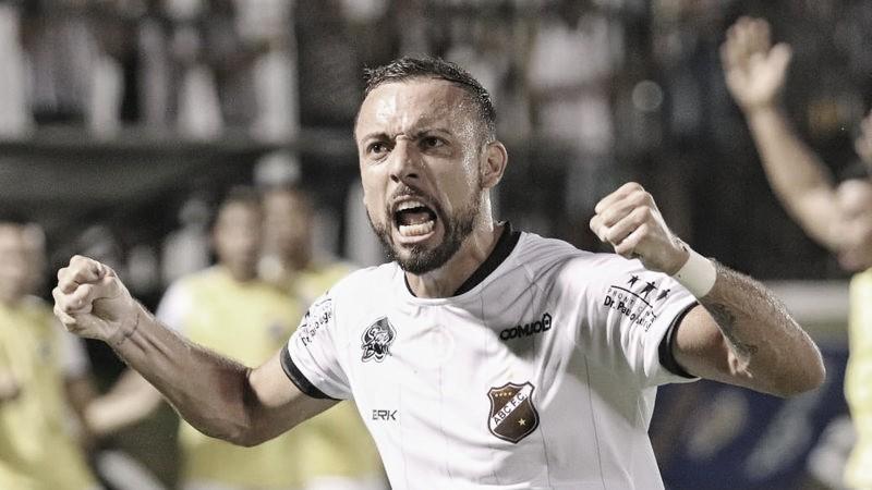 Com 14 gols em 17 jogos no ano, atacante Paulo Sérgio é contratado pelo CSA