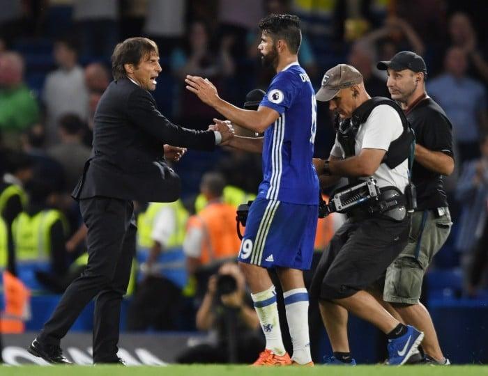 Premier League, debutto positivo per Antonio Conte: 2-1 del Chelsea sul West Ham
