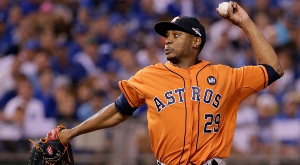 Houston Astros Agree To Three-Year Deal With Tony Sipp