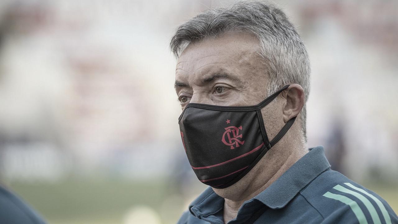 Após 26 jogos e duas goleadas recentes, Domènec Torrent é demitido do Flamengo
