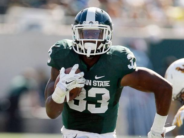 Jeremy Langford Crossing Lake Michigan To Play In Solider Field