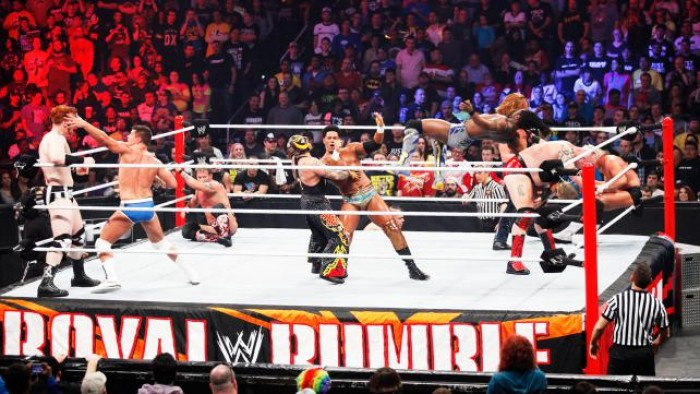 Top 10 Royal Rumble Matches