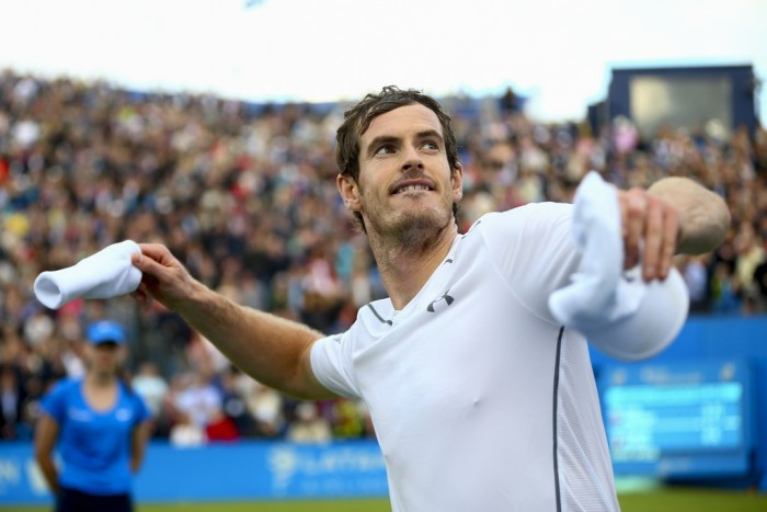 ATP Queen's: tutto facile per Andy Murray nel derby contro Bedene