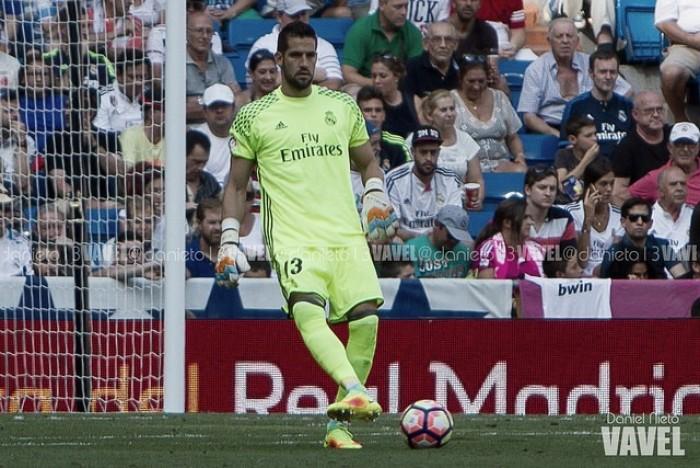 """Casilla: """"Estoy contento por mi trabajo y por la victoria"""""""