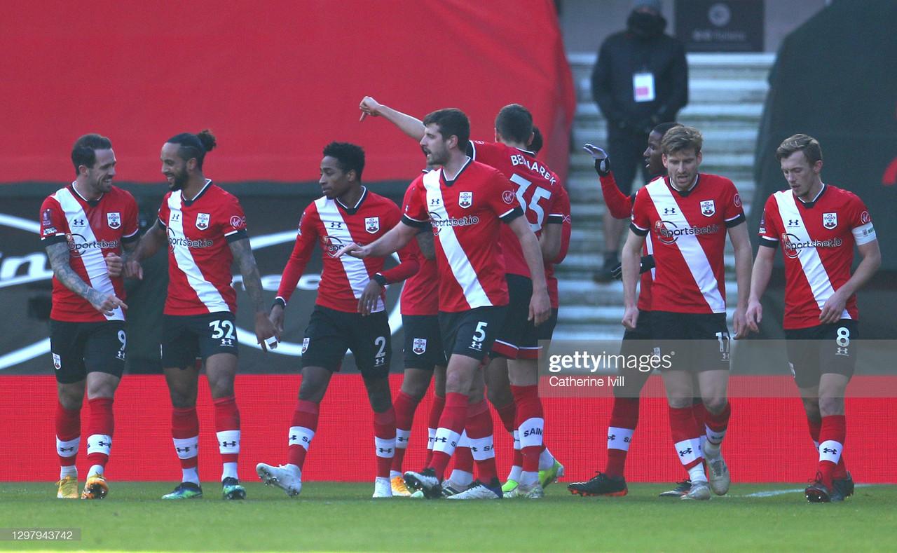 Resilient Saints see off lacklustre Arsenal