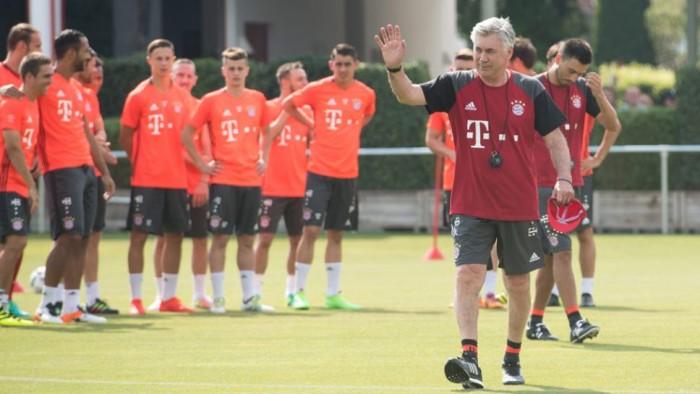 Carlo Ancelotti: el hombre del 4-3-2-1