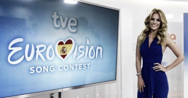 Edurne pondrá rumbo a Viena para representar a España en Eurovisión