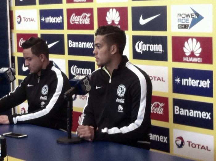 "Andrés Andrade: ""Vamos paso a paso"""