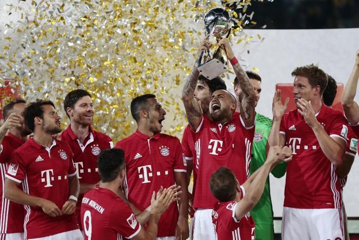 Supercoppa di Germania: il Bayern trionfa per la quinta volta