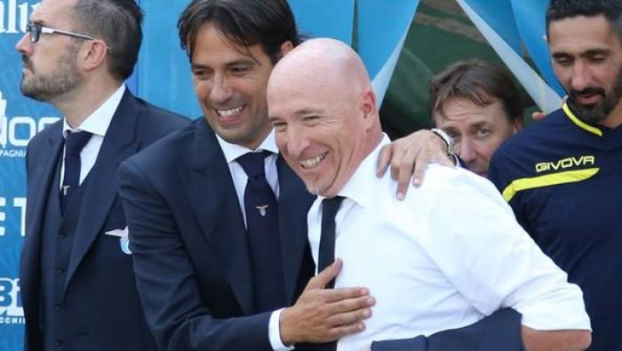 Il Chievo vince al 90esimo contro la Lazio: le parole dei due allenatori
