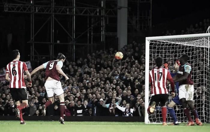 Il West Ham torna a vincere: 2-1 al Southampton, decide Carroll