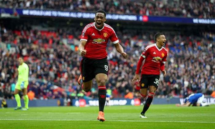 FA Cup, il Manchester United batte l'Everton per 1-2 e vola in finale
