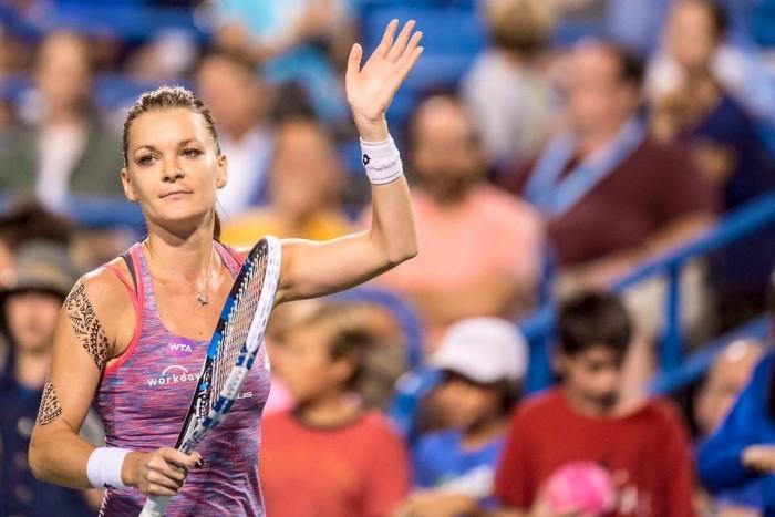 WTA New Haven - Radwanska - Svitolina per il titolo