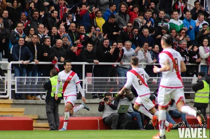 Rayo Vallecano - Sevilla: puntuaciones del Rayo Vallecano, jornada 25 de la Liga BBVA