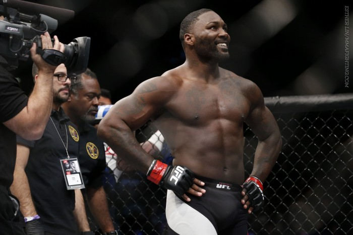 "UFC on Fox 18: #2 Anthony ""Rumble"" Johnson Drops ""Bombs"" To KO #4 Ryan Bader In 88 Seconds"