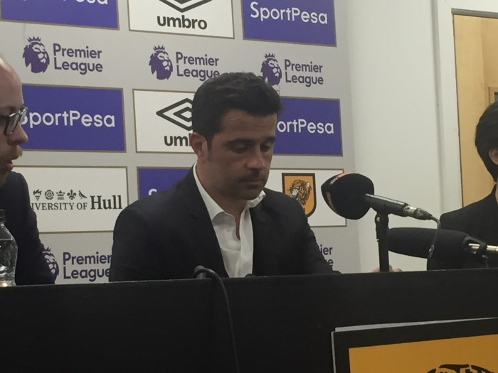 """Fans deserve more"" suggests Marco Silva as Hull bow out of the Premier League with 7-1 drubbing"