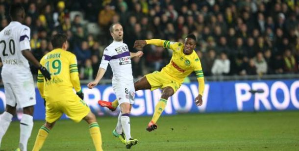 LIVE Ligue 1 : le match Nantes - Toulouse en direct