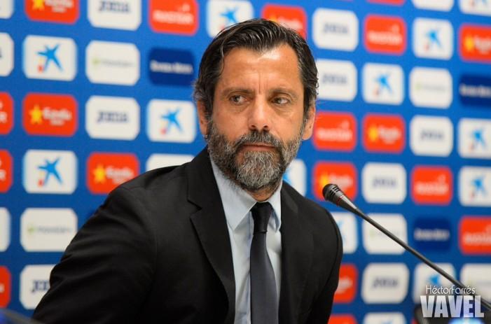 """Quique Sánchez Flores: """"Me seduce construir al Espanyol"""""""